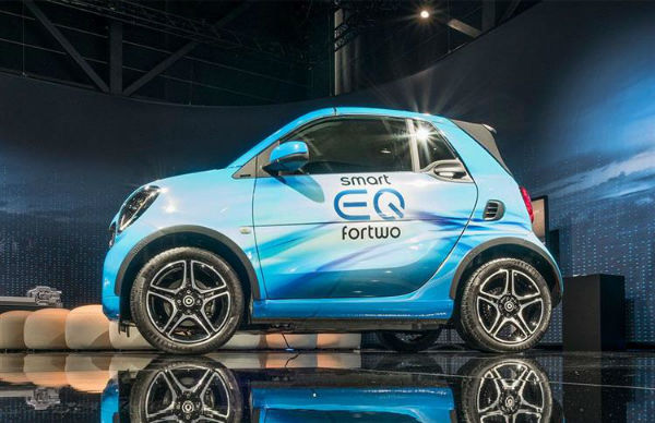 Nouvelle Smart Fortwo 2020
