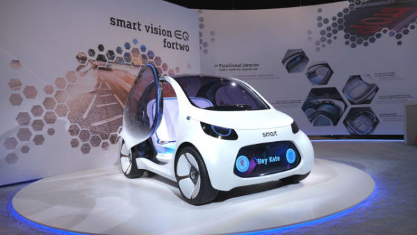 Smart Fortwo Facelift 2020
