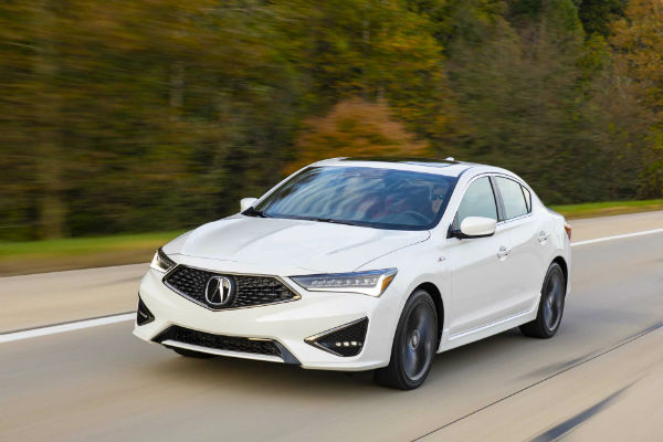 2020 Acura ILX Technology and A-Spec Package