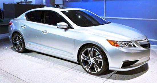 2020 Acura ILX Type-S