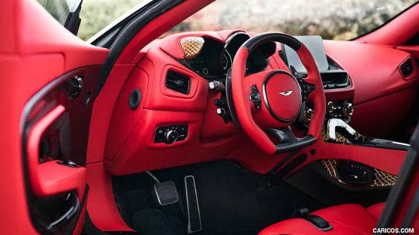 2020 Aston Martin DBS Interior