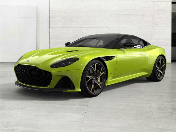 2020 Aston Martin DBS Superleggera Coupe