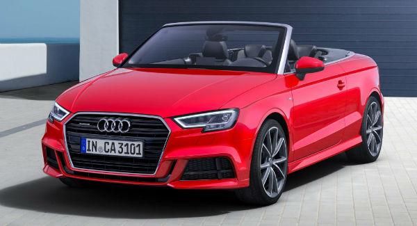2020 Audi A3 Convertible