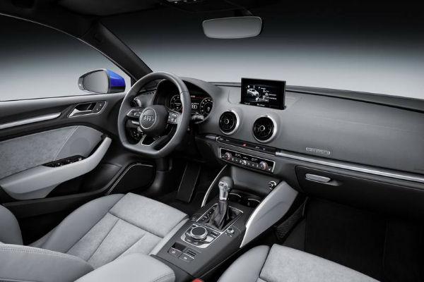 2020 Audi A3 Sedan Interior