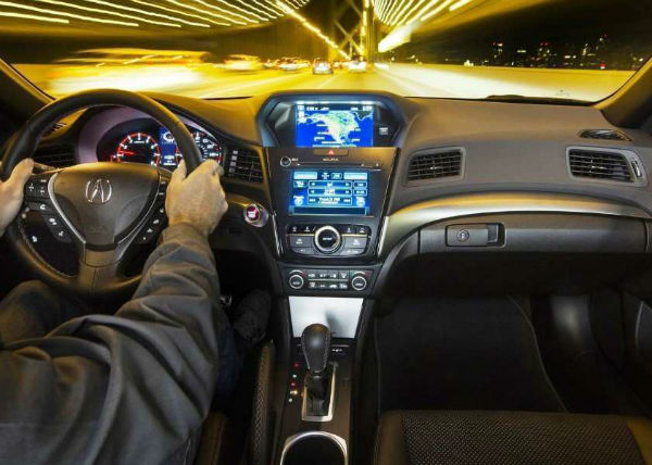 Acura ILX 2020 Interior