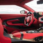 Aston Martin DBS 2020 Interior