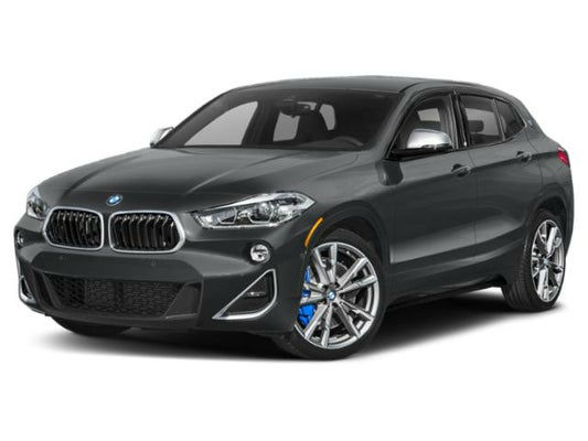 2020 BMW X2 Black