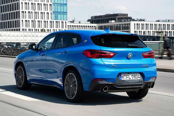 2020 BMW X2 Interior