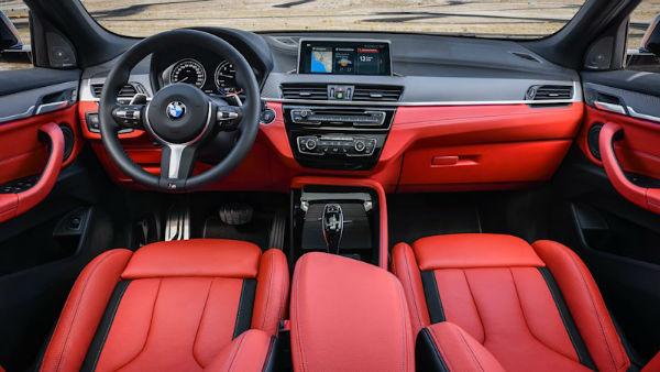 2020 BMW X2 M35i Interior