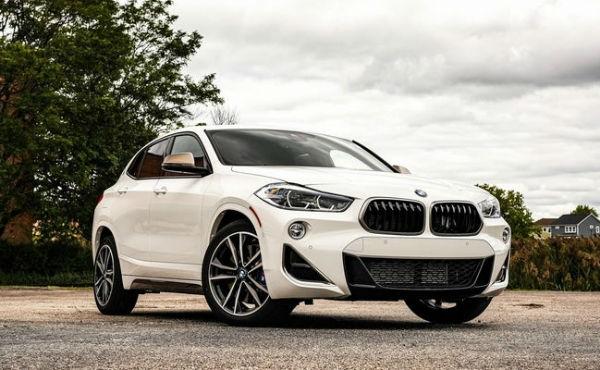 2020 BMW X2 White
