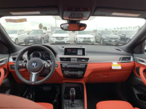 2020 BMW X2 xDrive28i Interior