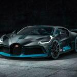 2020 Bugatti Divo Hypercar