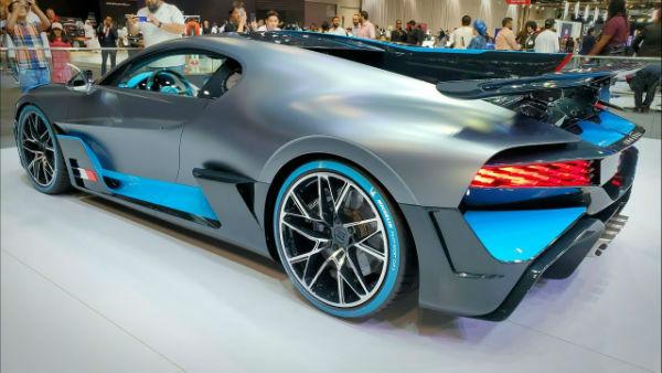 2020 Bugatti Divo Sports Car
