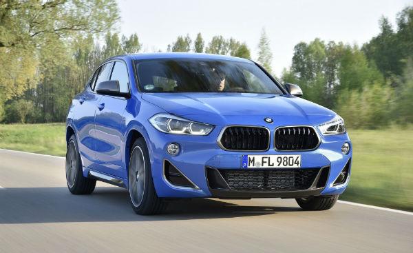 BMW X2 2020 Blue