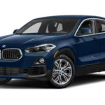 BMW X2 2020 Mediterranean Blue
