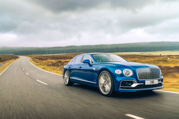 Bentley Flying Spur 2020 4K
