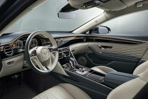 Bentley Flying Spur 2020 Interior