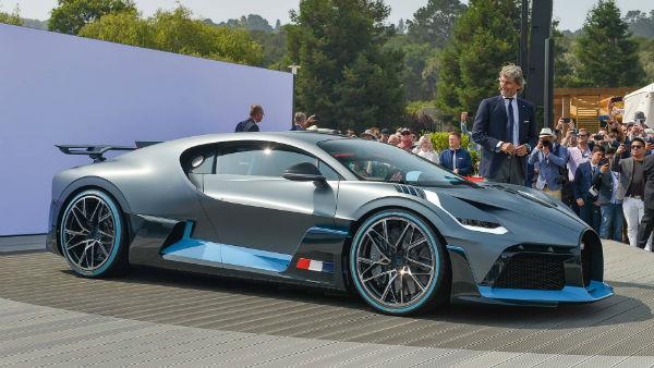 Bugatti 2020 Divo
