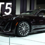 Cadillac CT5 2020 Black