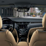 Cadillac XT5 2020 Inside Interior