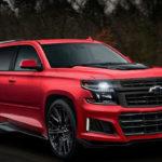 2020 Chevrolet Tahoe Z71