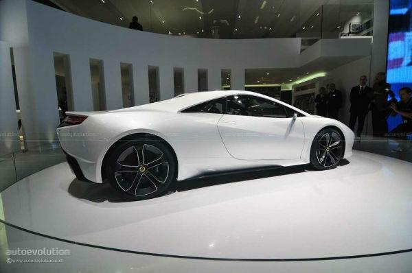 2020 Lotus Esprit Redesign Concept