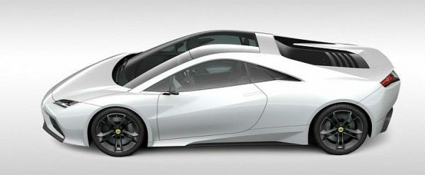 2020 Lotus Esprit Supercar