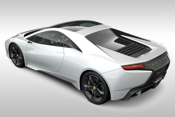 ALL-New 2020 Lotus Esprit