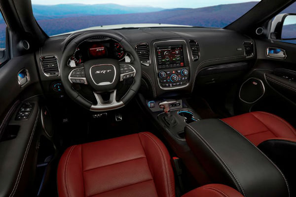 2020 Dodge Durango SRT Interior