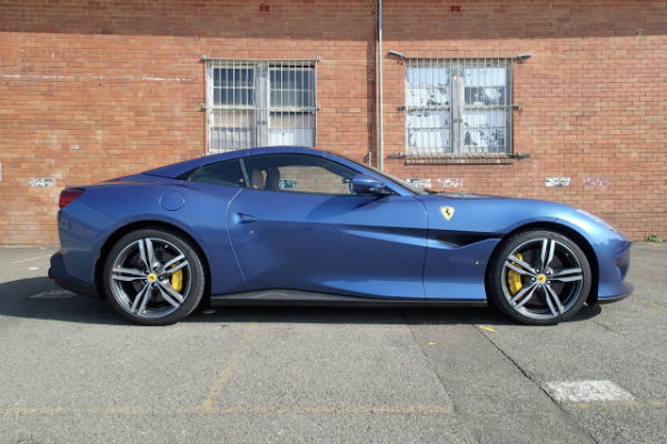 2020 Ferrari Portofino Blue