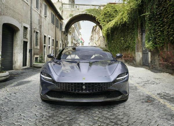 2020 Ferrari Portofino Facelift