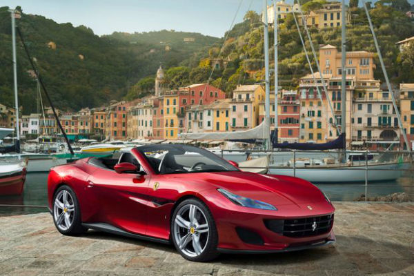 2020 Ferrari Portofino Supercar