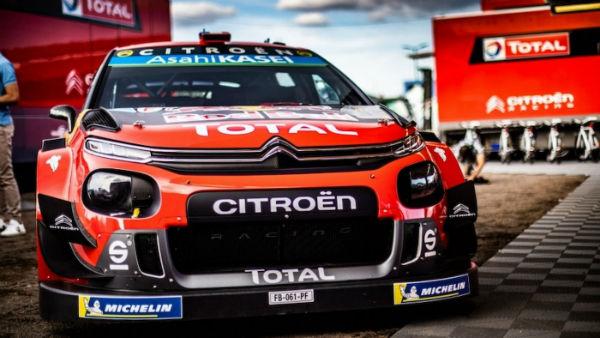 Citroen C3 WRC 2020