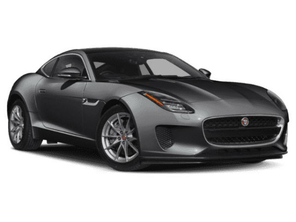 2020 Jaguar F-Type Black
