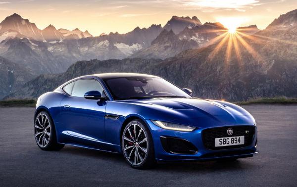 2020 Jaguar F-Type Coupe