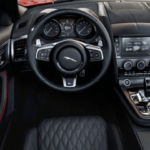 2020 Jaguar F Type Interior