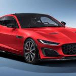 2020 Jaguar F-Type SRV
