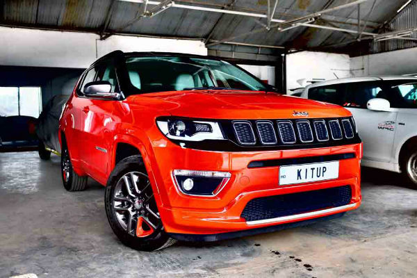 2020 Jeep Compass Modified
