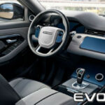 2020 Land Rover Evoque Interior