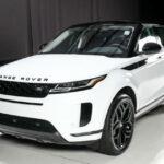 2020 Land Rover Evoque S Loaner