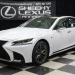 2020 Lexus LS 500 F Sport