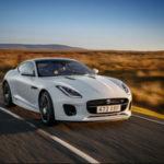 Jaguar F Type 2020