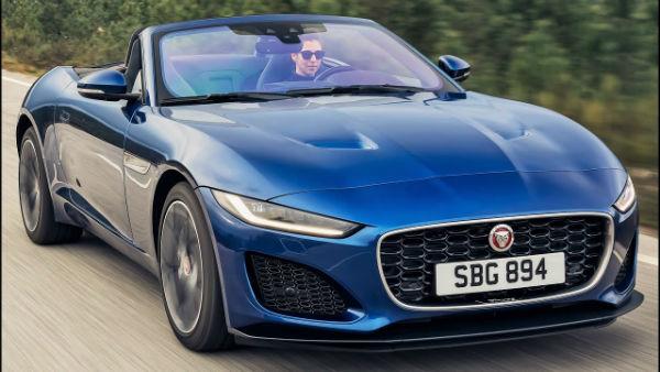 Jaguar F-Type 2020 Convertible