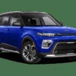 Kia Soul 2020 Blue