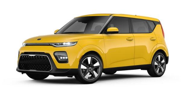Kia Soul 2020 Yellow