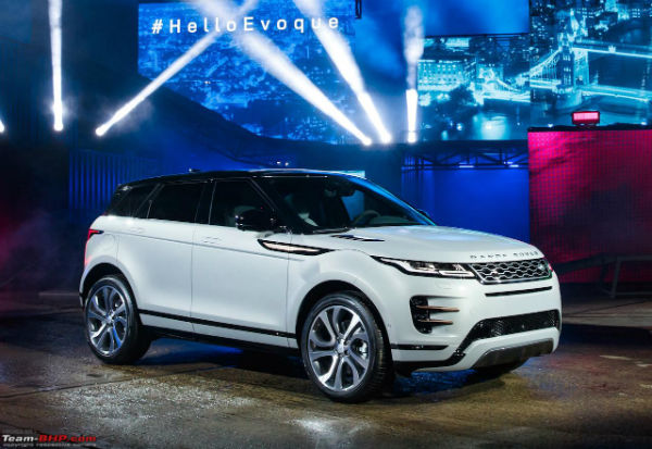 Land Rover Evoque 2020 India