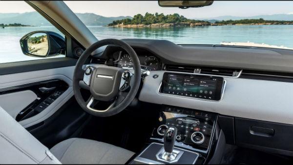Land Rover Evoque 2020 Interior