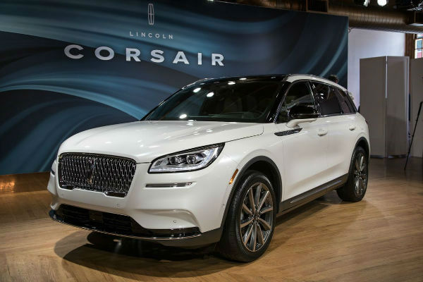 Lincoln 2020 Corsair