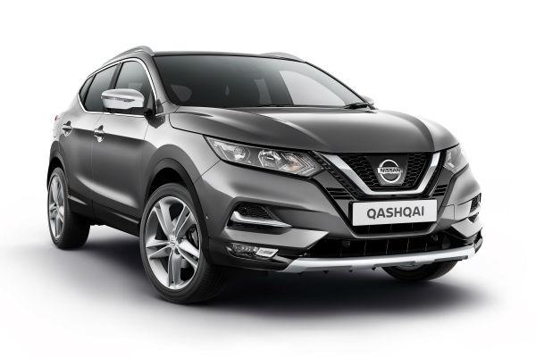 Nissan Qashqai 2020 Grey
