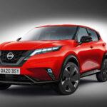 Nissan Qashqai 2020 UK